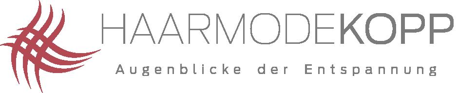 Haarmode Kopp Logo